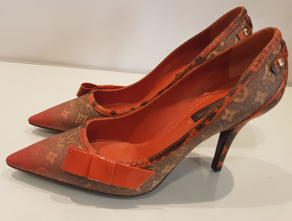a59312eee Zapato Mujer LOUIS VUITTON - Gina Vintage